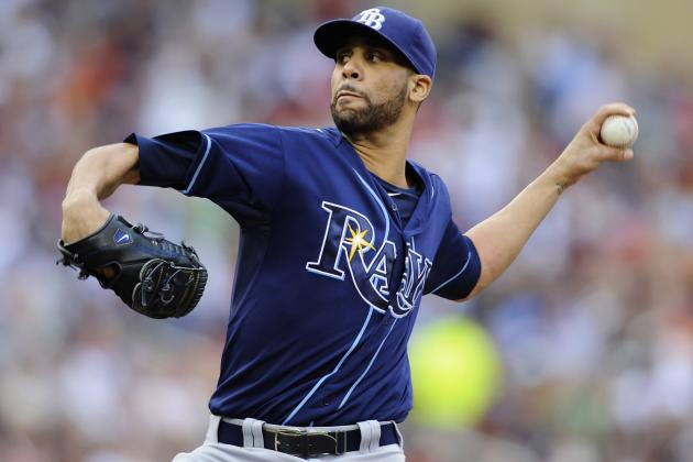 Fantasy Baseball 2012: 2-Start Pitchers Log for Aug. 27-Sept. 2