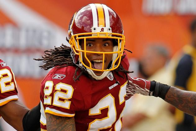 Washington Redskins: CB Kevin Barnes Traded to Lions