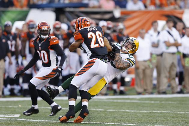 Debate: Who Should Be the Bengals' Starting Strong Safety?