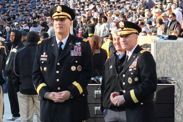 U.S. Army and NFL to Hold Discussion of Concussion Injuries at West Point