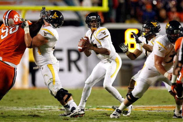 The Big 12's Best Offense: West Virginia