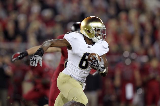 Notre Dame Football: Irish Have Enough Depth to Overcome Cierre Wood Suspension