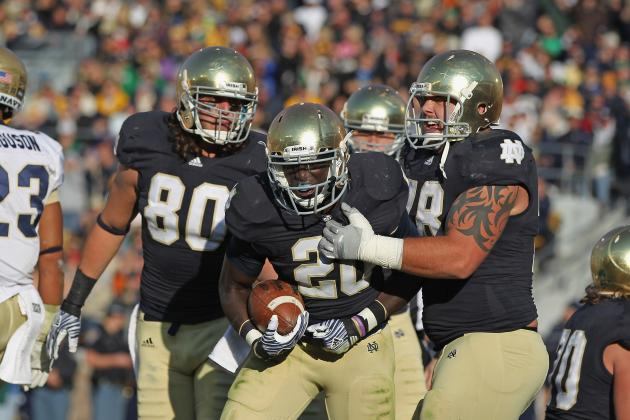 Cierre Wood: How Suspension Affects Notre Dame's Chances vs. Navy