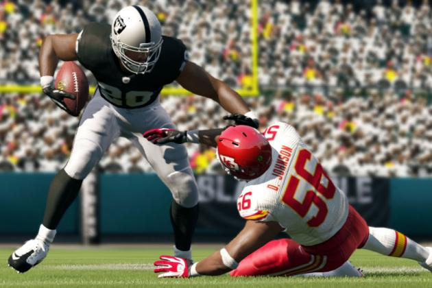Madden 13 Review: Breaking Down the Most Exciting Features of This Year's Game