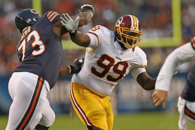 Chicago Bears Offensive Line: Expectations Met Thus Far
