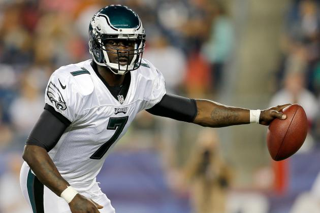 Fantasy Football 5 Quarterbacks to Avoid for '12: Vick, Griffin & More