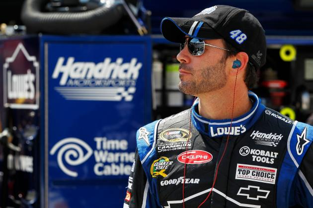 Three Drivers Clinch Chase Spots at Bristol