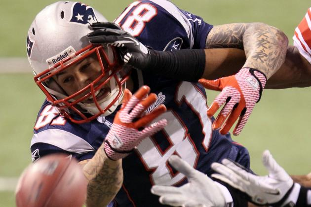 What Aaron Hernandez Deal Means for New England Patriots, Wes Welker