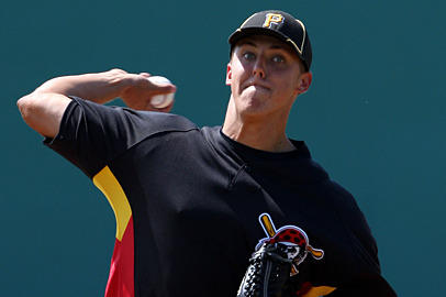 Jameson Taillon: Could Stud Pitching Prospect Help Bucs to Playoffs?