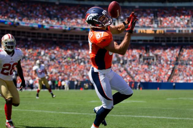 2012 NFL Predictions: Eric Decker and Players Who Will Take Next Step to Stardom