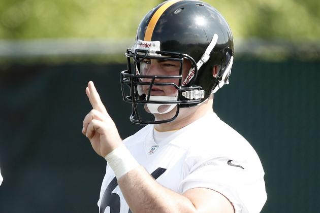 What's Next for the Pittsburgh Steelers' Offensive Line Without David DeCastro?