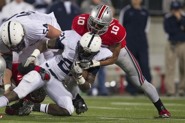 Ohio State Football 2012: Breaking Down Buckeyes' Week 1 Depth Chart