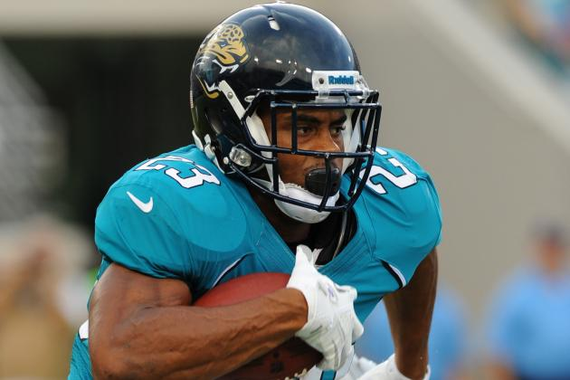 Rashad Jennings Reportedly May Start Week 1 in Place of Maurice Jones-Drew