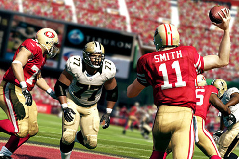 Madden 13 Player Ratings: Quarterbacks That Users Can Turn into Dual Threats