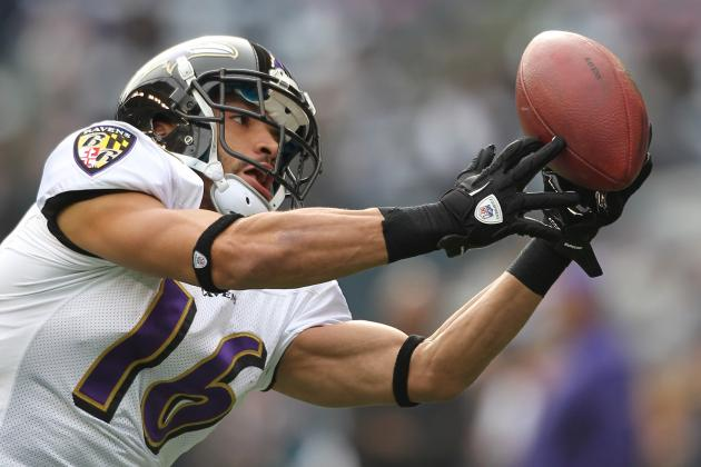 Baltimore Ravens: Why 2012 Will Be David Reed's Last Season in Baltimore