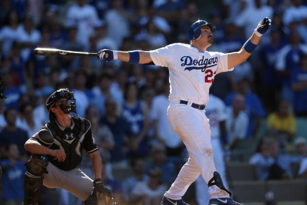 2012 MLB Power Rankings for August 27th: Dodgers Go for Broke
