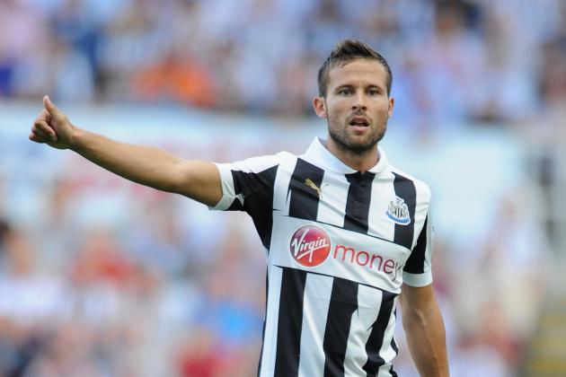 Arsenal Transfer News: Thoughts on Tiote and Cabaye's Potential Arsenal Moves