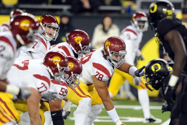 2012 College Football Power Rankings: USC Preseason No. 1