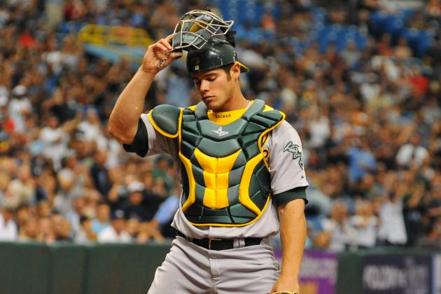 Cubs to Acquire Anthony Recker for Blake Lalli