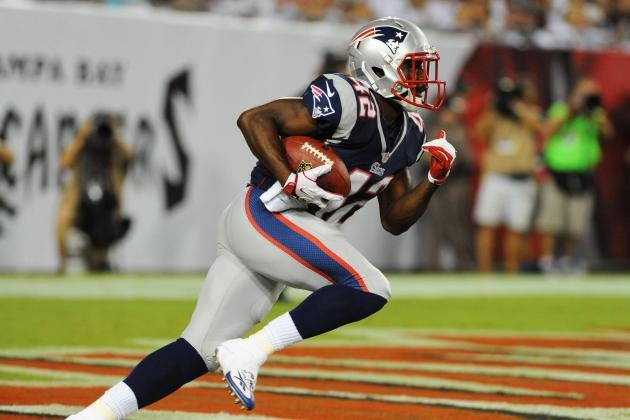 Jeff Demps: Analyzing What the Former Olympian Brings to New England