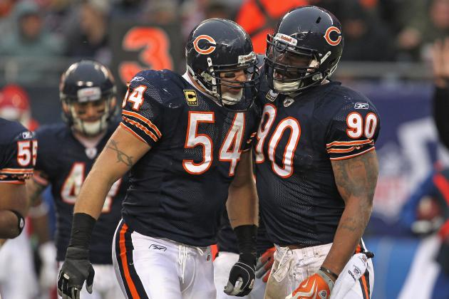 Chicago Bears:  Defense Appears to Be More of a Problem Than Offensive Line