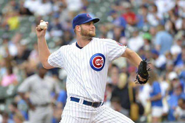 Cubs Righty Chris Volstad Snaps Winless Streak at 24 Starts