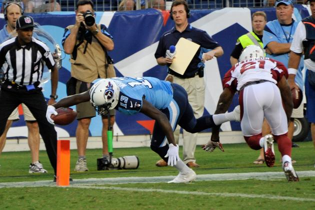 Kendall Wright: Why the Titans' Rookie Receiver Could Be a Fantasy Sleeper
