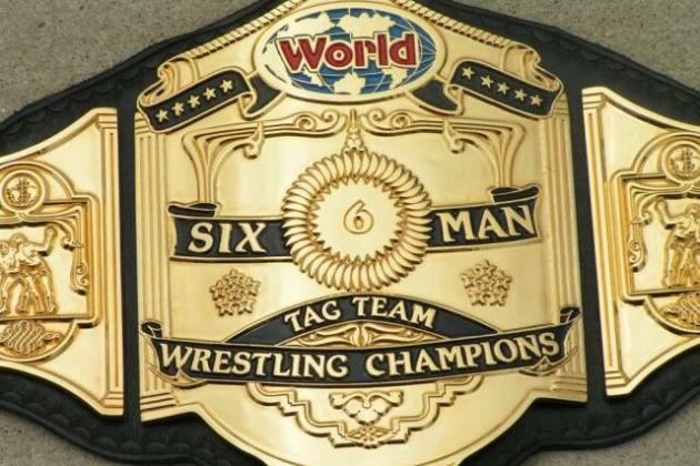 WWE: Should They Bring Back the Six-Man Tag Team Championship?