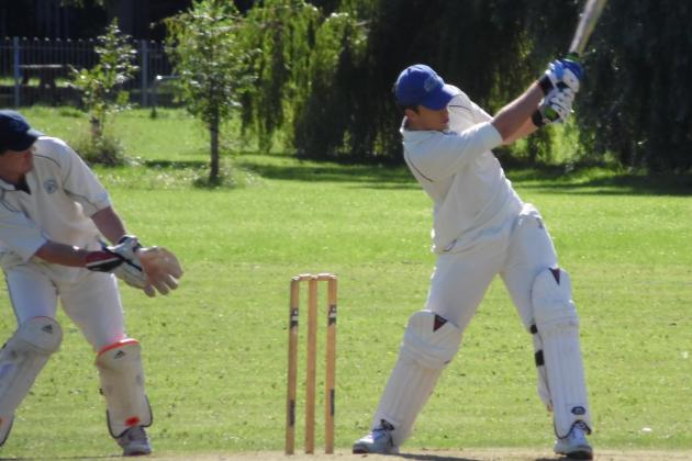 Club Cricket: Gele Complete Unbeaten Weekend as They Beat Carmel Comfortably