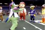 EPIC Mascot Dance-Off Battle!