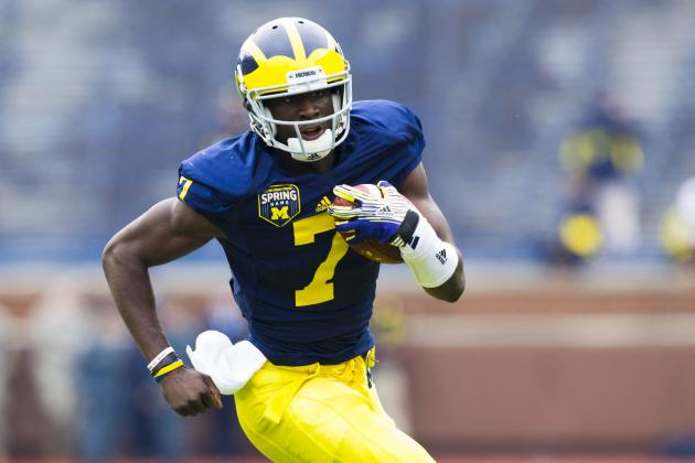Michigan Football Depth Chart: Don't Expect Much from Devin Gardner vs. Alabama