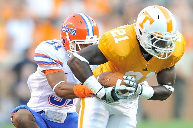 Tennessee Football: Da'Rick Rogers Saga Concludes with Tennessee Tech Transfer
