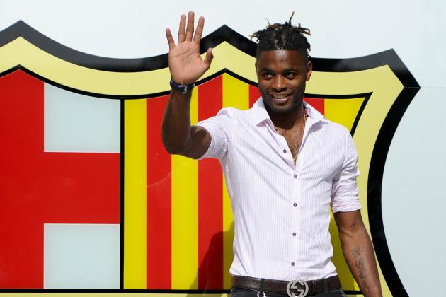 Alex Song: What the Ex-Arsenal Midfielder Brings to Barcelona