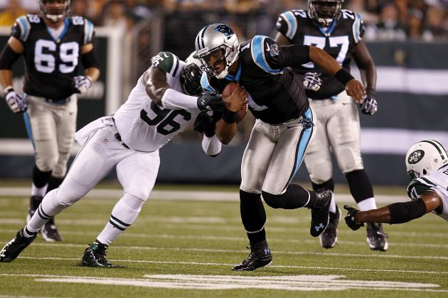 NFL Preseason 2012: Analysis of New York Jets vs. Carolina Panthers