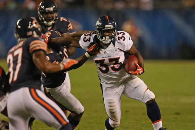 Denver Broncos Roster 2012: Breaking Down the Broncos First Round of Cuts