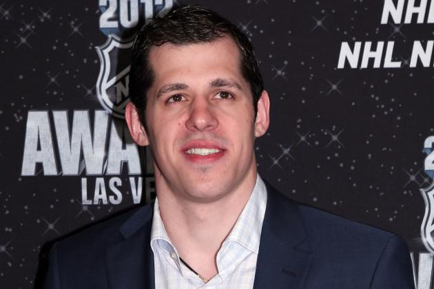 Evgeni Malkin Talking to KHL Teams About Lockout Contract