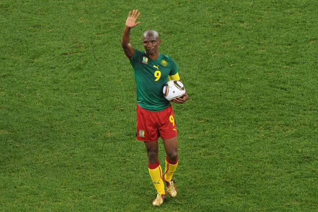 Samuel Eto'o Refuses to Play for Cameroon National Team Again