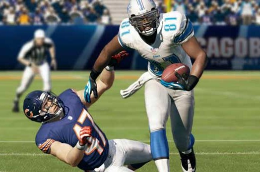 Madden 13: 5 Players We Are Excited to Play with This Year