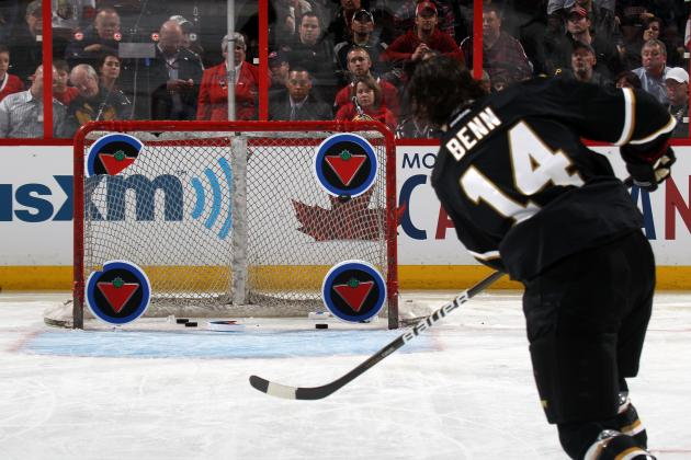 Emerging NHL Stars: Jamie Benn (Player Profile)