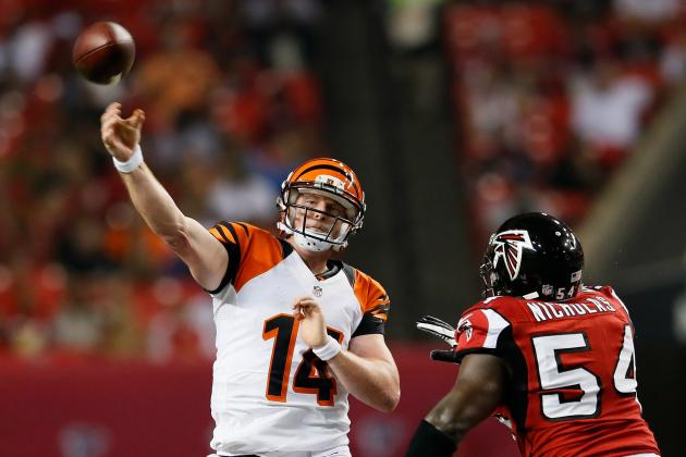 Fantasy Football 2012: Andy Dalton and 2 Other 2nd-Year Players You Must Target