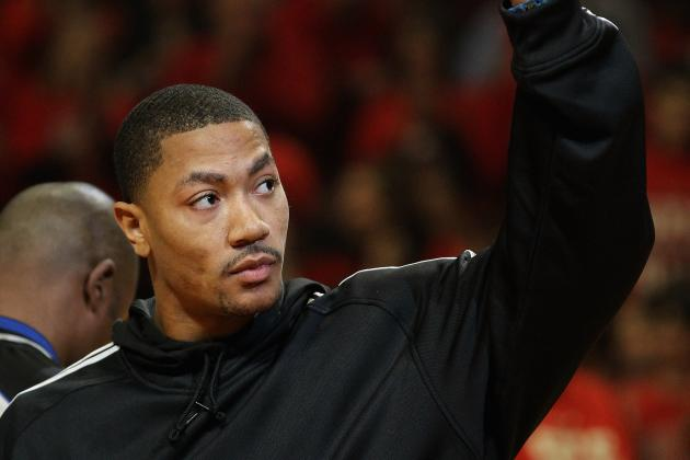 Will Derrick Rose's Knee Injury Really Improve His Jump Shot?