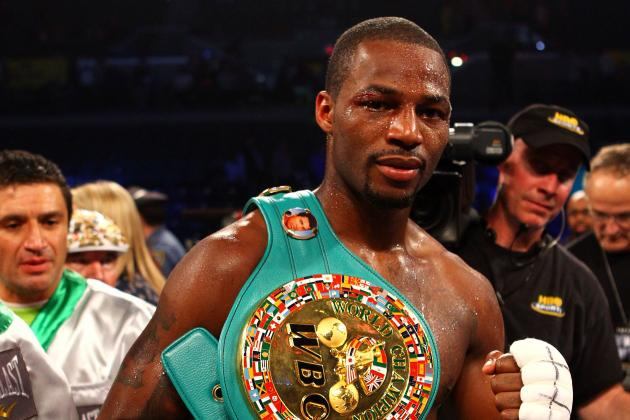 Chad Dawson: 'We're Showing Other Fighters They Can Take the Best Fights'
