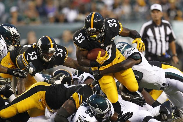 Pittsburgh Steelers: Which Starter Will Be out of the Lineup by January?