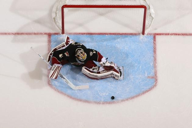 Phoenix Coyotes: Can Mike Smith Repeat Last Year's Heroics?