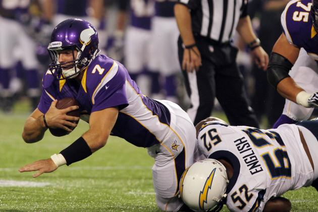 Chargers vs. Vikings: Breaking Down San Diego's 12-10 Win