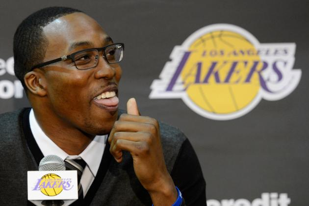 Los Angeles Lakers Rumors: Dwight Howard Expected to Suit Up for Season Opener