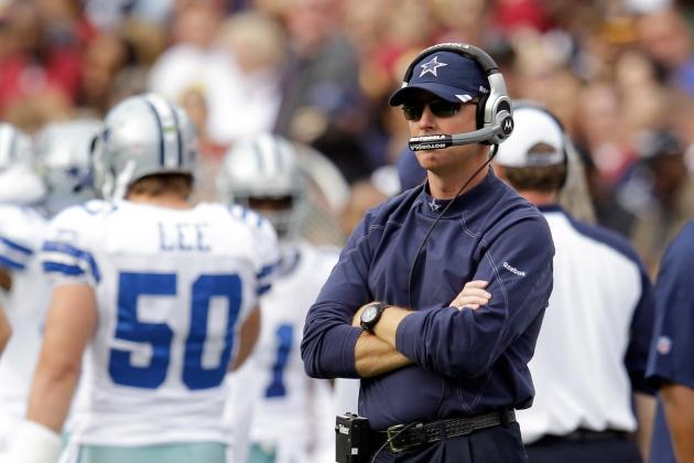 Dallas Cowboys: How Many Wins Do They Need for Jason Garrett to Keep His Job?