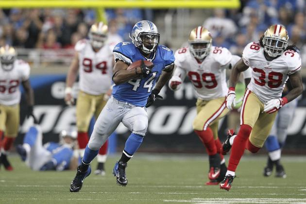 Detroit Lions: Jahvid Best on the PUP List Does Not Mean Team Needs Another RB