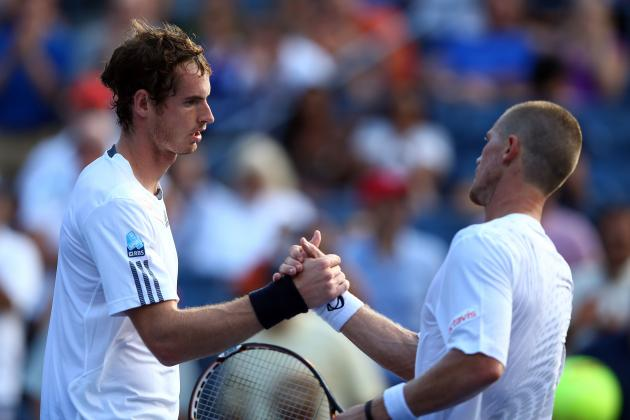 US Open Tennis 2012: Day 1 Scores, Results and Recap