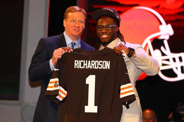 Trent Richardson Will Bring Balance to Browns Offense